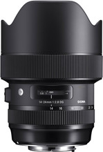 Sigma 14-24mm f/2.8 DG HSM Art Nikon