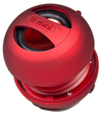 XM-I X-Mini II Capsule Rood