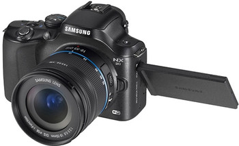Samsung NX20 + 18-55mm