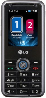 LG GX200 Dual Sim Black