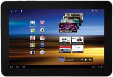 Samsung Galaxy Tab 10.1 Wifi + 3G Black