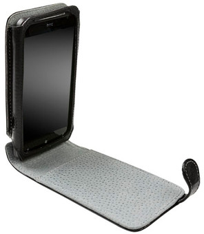 Krusell Orbit Flex Leather Case HTC Titan / HTC Sensation XL