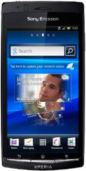 Sony Ericsson Xperia Arc S Black