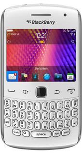 BlackBerry Curve 9360 White QWERTY
