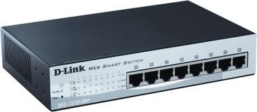 D-Link DES-1210-08P PoE Switch