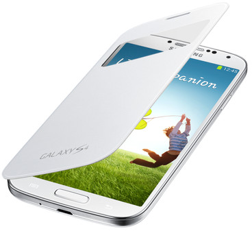 Samsung Galaxy S4 Mini S View Cover Wit