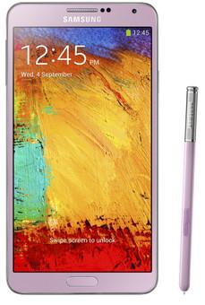 Samsung Galaxy Note 3 Roze