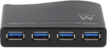 Ewent 4 Poorts USB 3.0 Hub