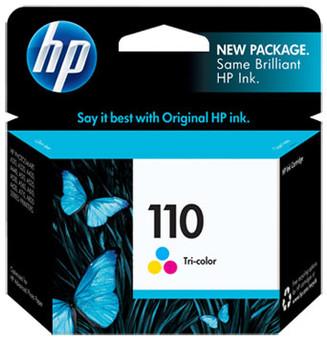 HP 110 Cartridge 3-Kleuren (CB304AE)