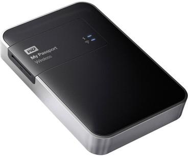 WD My Passport Wireless 500 GB