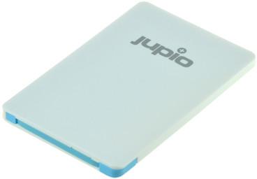 Jupio Power Vault Card 2500 mAh Wit