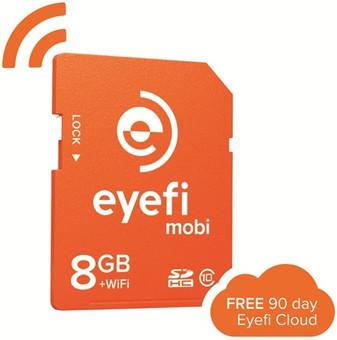 EyeFi Mobi SDHC 8GB