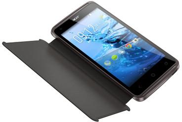 Acer Liquid Z410 Book Case Zwart