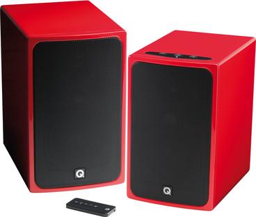 Q Acoustics BT3 Rood (per paar)