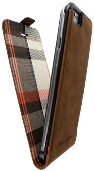 Imoshion Moyland Flip Case Apple iPhone 6/6s Bruin