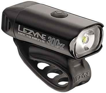 Lezyne Hecto Drive 300XL Zwart/Hi Gloss