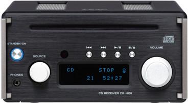 TEAC CR-H101DAB Zwart
