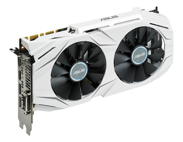 Asus GeForce Dual GTX1070 8G