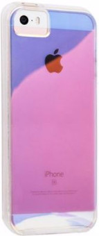 Case-Mate Tough Naked Iridescent Apple iPhone 5/5s/SE Transparant