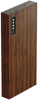 Nomad Power Plant American Walnut 12.000 mAh