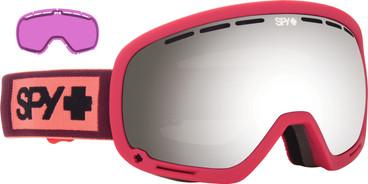 SPY Marshall Elemental Blush + Pink Silver Mirror & Pink Lenzen