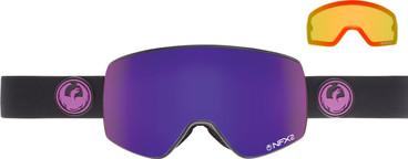 Dragon NFX2 + Purple Ionized  & Yellow Red Ionized Lenzen