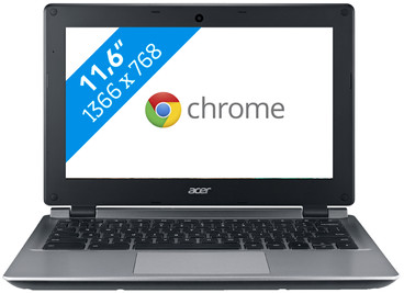 Acer Chromebook C730-C7J1 Azerty