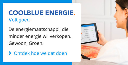 coolblue energy media banner