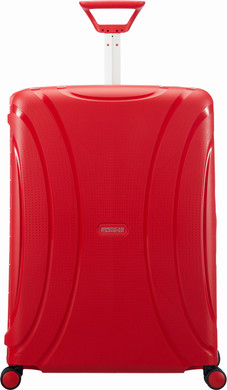 American Tourister Lock 'N' Roll Spinner 75cm Formula Red