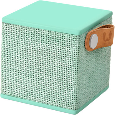 Fresh 'n Rebel Rockbox Cube Fabriq Edition Mintgroen