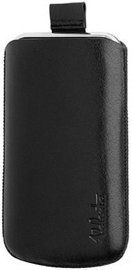 Valenta Leather Pocket 22 Zwart