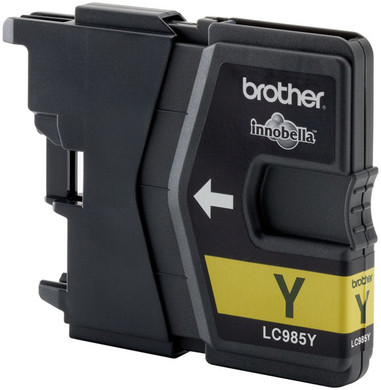 Brother LC-985Y (Geel)