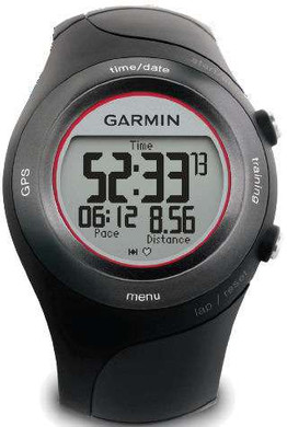 how to use garmin forerunner 410