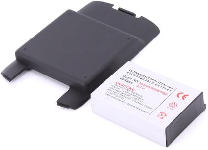 Veripart Extended Battery BlackBerry 8900 + Thuislader