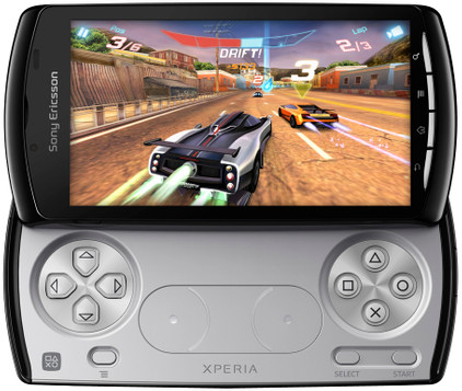 Sony Ericsson Xperia Play Black