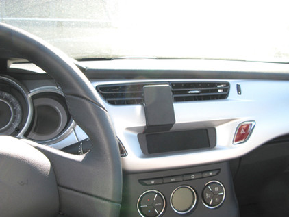 Brodit ProClip Citroen DS3 / C3 10-11 Center