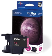 Brother LC-1220M Cartridge Magenta