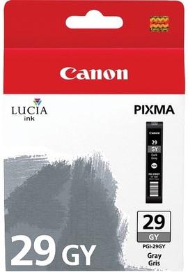 Canon PGI-29GY Cartridge Grijs (4871B001)