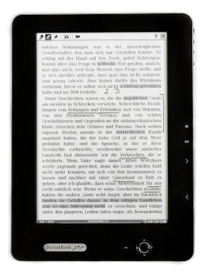 Pocketbook 912 e-Reader Dark Grey + Thuislader + Case