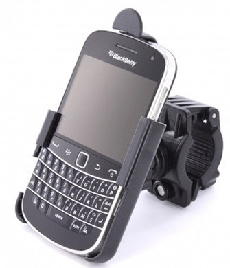 Haicom Bike Holder Blackberry BI-181 + Thuislader