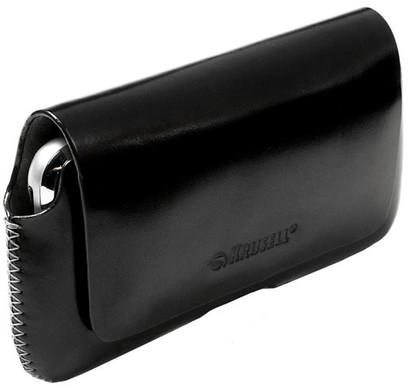 Krusell Leather Case Hector 3 XL Zwart
