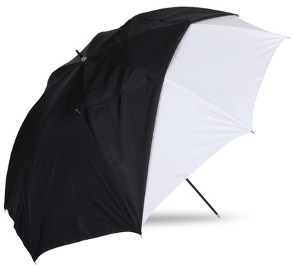 Westcott 81 cm Umbrella White/Black