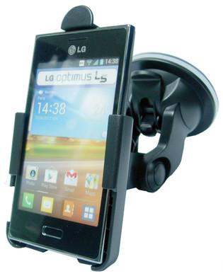 Haicom Car Holder LG Optimus L5 HI-222 + Thuislader