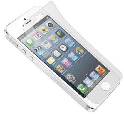 Muvit Screenprotector Matt Apple iPhone 5/5S/SE Duo Pack