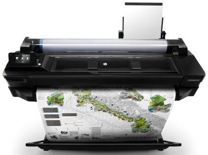 HP Designjet T520 24 inch
