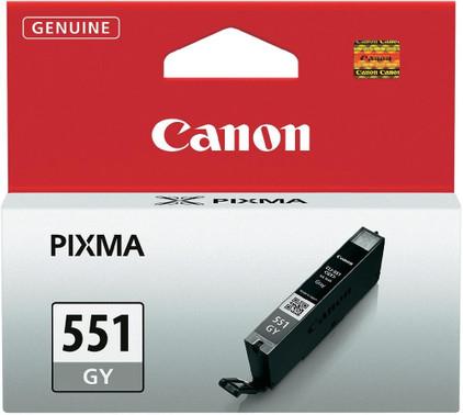 Canon CLI-551GY Inktcartridge Grijs (6512B001)