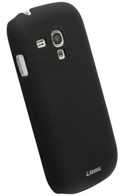 Krusell ColorCover Samsung Galaxy S4 Black Metallic