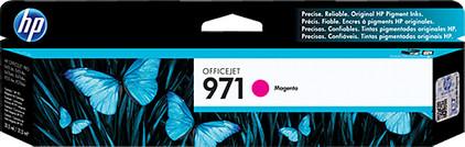 HP 971 Magenta Ink Cartridge (CN623AM)