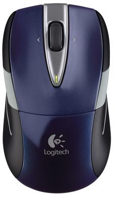 Logitech Wireless Mouse M525 Blauw