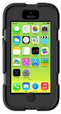 Griffin Survivor Clove Apple iPhone 5C Zwart